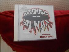"Sound of N.O.W [12""] [EP] by Nightmares on Wax--SEALED- (CD, Apr-2000, Matador"