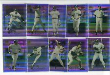 2000 Superior Deck Yankees Legends New Dynasty Inserto Baseball Estampita