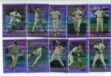 2000 Upper Deck Yankees Legends New Dynasty Insert Baseball Card Set 1-10