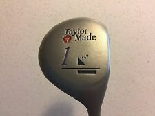RH WOMENS TAYLOR MADE 12* 1 DRIVER - STEEL