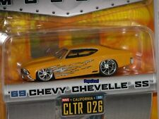 Jada Dub City Bigtime Muscle 1969 Chevrolet Chevelle SS 69 Chevy #CLTR 026 1:64R