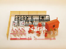 Auhagen kit 12267 NEW 1:100 CONSTRUCTION SITE ACCESSORIES