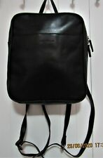 ANNAPELLE - Genuine Leather LADIES backpack - GUC - SCHOOL / TRAVEL