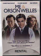 Me & Orson Welles DVD - Like New