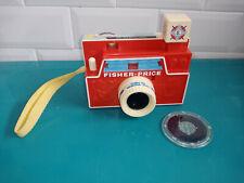 21.07.04.3 Appareil photo camera Fisher price réédition 2011 Mattel