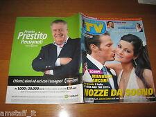 TV SORRISI E CANZONI=2007/43=MANUELA ARCURI=JASON LEWIS=ARTURO BRACHETTI=