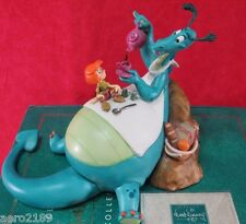"WDCC Disney's The Reluctant Dragon ""The More the Merrier"" NLE NIB with COA"