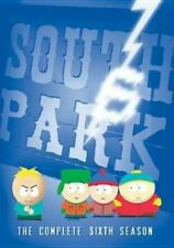 South Park Complete Sixth Season DVD 1998 Region 1 US IMPORT NTSC