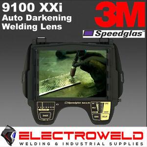 3M Speedglas 9100XXi Auto-Darkening Lens Filter for 9100 Welding Helmet - 500026