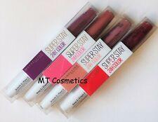 Maybelline Super Stay 24H Lip Colour Lipstick & Balm Duo Choose Shade