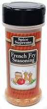 Spice Supreme® FRENCH FRY SEASONING new & fresh USA MADE cooking SPICY FRIES