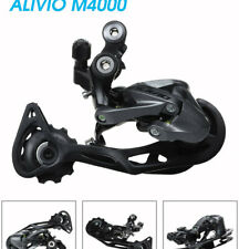 Shimano Alivio RD-M4000 SGS 9 Speed MTB Shadow Rear Derailleur Upgrade From M430