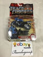 NEW Hasbro Transformers Movie 2 Deluxe Chromia Action Figure 5in. BLUE 2 DAY GET