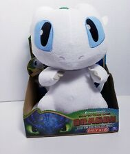 How to Train Your Dragon Light Fury Plush, Target Exclusive, New in Packaging