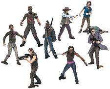 McFarlane Toys Building Sets The Walking Dead TV Show Blind Bag Action Figures