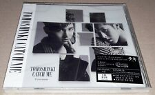 TVXQ! TVXQ TOHOSHINKI CATCH ME - IF YOU WANNA JAPAN SINGLE K-POP CD + DVD SEALED