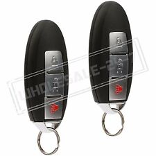 2 Replacement For 2002 2003 Infiniti QX4 Key Fob Remote Control