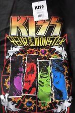 T Shirt Top Kiss Band Mens T Shirts Clearance XL New Stock