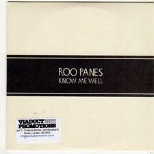 (FI422) Roo Panes, Know Me Well - 2014 DJ CD