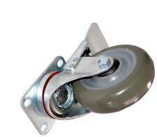 Wheel Caster Standard Duty Lockable (Grey)