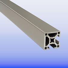 Alu - Profil 30 x 30 Nut 8 2N 90 Grad Designprofil Bosch - Raster Alu - eloxiert