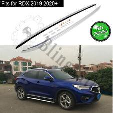 Roof rack fits for Acura RDX 2019 2020 Aluminum alloy silver roof rails 2pcs