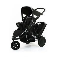 Hauck Freerider Tandem Buggy (Black) In-line Double Pushchair 6m+