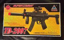 Td-2007 kids toy military assault rifle super combat machine gun (lowest price)