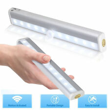 Battery Operated LED Drawer Under Cabinet Light with PIR Sensor Kitchen Cupboard
