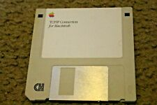 TCP / IP Connection for Macintosh disc  TCP/IP