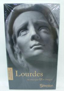 Livre DVD CD Voyage au Coeur du Sacré LOURDES en musique & images Reader' Digest