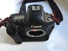 CANON EOS 1D MK 3 - boitier nu - complet emballage origine - facture