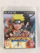 PS3 Naruto Shippuden: Ultimate Ninja Storm Generations, New & Factory Sealed