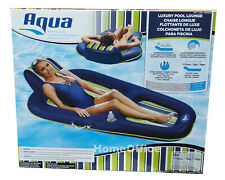 """Adult Luxury Inflatable Lounger Lilo Ideal Swimming Pool 70"""""""