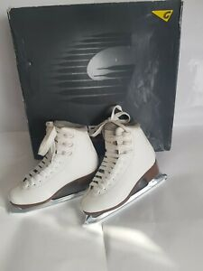 Graf Bolero Ice Skates UK Size 1