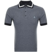 New Authentic Vivienne Westwood Polo Grey Small