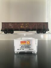 Micro Trains MTL 08344100 Weathered Union Pacific UP 61078 40' Gondola