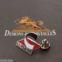 Pin's Folies *** Demons et Merveilles Automobile Peugeot CE PSA ER