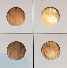 Guardhouse 2 X 2 Cardboard Staple Type Mylar Flips-Small Dollar Size