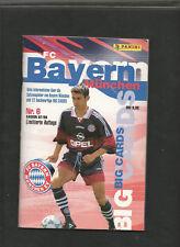 Panini Bayern München Big Cards Nr. 6 komplett mit allen Stickern