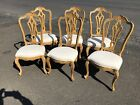 Six Century Furniture Company Louis XV Side Chairs