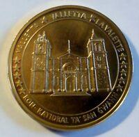 Europa-Medaille: Malta - Kon-Katidral ta' San Ġwann (St. Pauls) in Valetta - stg