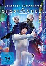 DVD Film Ghost in the Shell (2017) neuwertig nur 1x gesehen