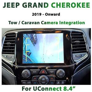 [MY19+] WK2 Jeep Grand Cherokee UConnect 8.4 Tow / Caravan Camera Integration