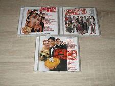 American Pie 1+2+3 Soundtracks 3 CD Sammlung Alben