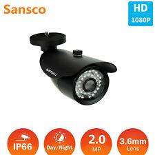 Sansco HD 1080P Home CCTV Security Surveillance IR Night Outdoor Camera for DVR