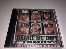 CD: BREAD ME OUT FAMILY - They All Been Waiting (2008)Rare Bay Area CA Rap GFunk