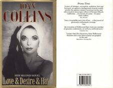 Love and Desire and Hate by Joan Collins (Other printed item, 1990)