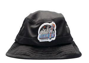 NBA All-Star Weekend 1998 Mitchell & Ness Flex Reversible Sport Shell Bucket Hat