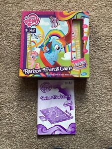 Hasbro My Little Pony Rainbow Friends Game (Similar to Snakes & Ladders) Age 3+